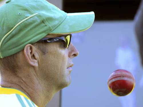 South Africa cricket coach Gary Kirsten will miss their final T20 match against England. (AAP)