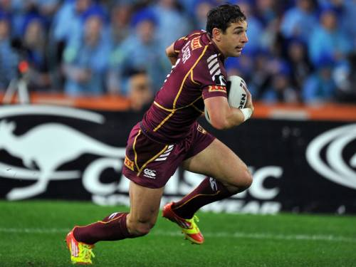 Queensland have confirmed star fullback Billy Slater will miss State of Origin III due to injury. (AAP)
