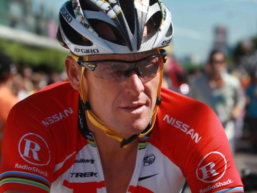 Three former close associates of Lance Armstrong have been handed bans by the US Anti-Doping Agency. (AAP)