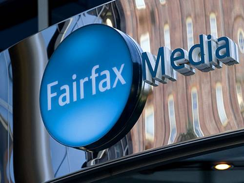 Fairfax posted a full-year loss of $2.73b on the back of writedowns on the value of its newspapers. (AAP)
