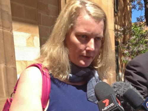 SA Greens MP Tammy Franks has been fined $6600 for failing to lodge tax returns for a decade. (AAP)