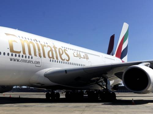 Airline Emirates has been fined $10 million after admitting it illegally engaged in price-fixing. (AAP)