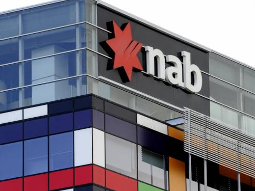 National Australia Bank has passed on 20 basis points of the Reserve Bank's rate cut. (AAP)
