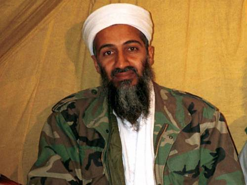 Bin Laden apparently was shot in the head when he looked out of his bedroom door into the top-floor hallway of his compound as SEALs rushed up a narrow stairwell in his direction, according to Bissonnette. (AAP)