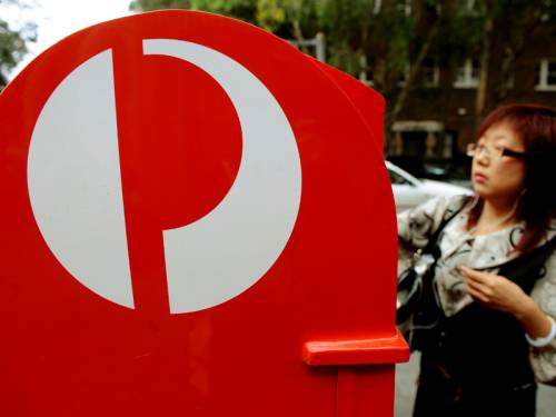 Australia Post has unveiled a $2 billion plan to upgrade the country's parcel delivery network. (AAP)