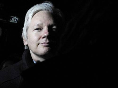 Britain is refusing to grant Mr Assange safe passage out of the country, arguing that it has an obligation to extradite the 41-year-old Australian to Sweden. (AAP)