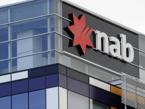 National Australia Bank has suffered a 22 per cent drop in annual profit to $4.1 billion. (AAP)