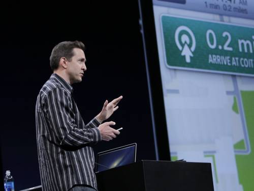 Apple executive Scott Forstall is to leave the company as part of a shake up of its upper ranks. (AAP)