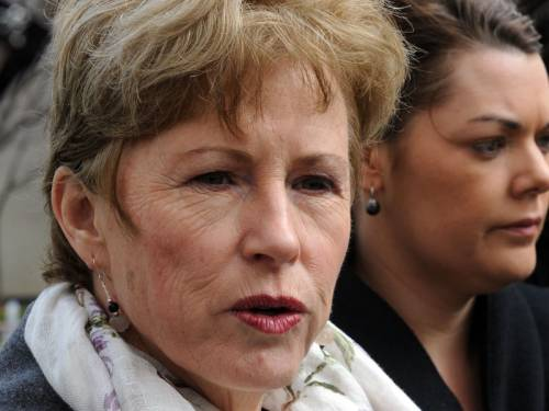 Greens Leader Christine Milne says Labor is attacking her party because they are in crisis. (AAP)