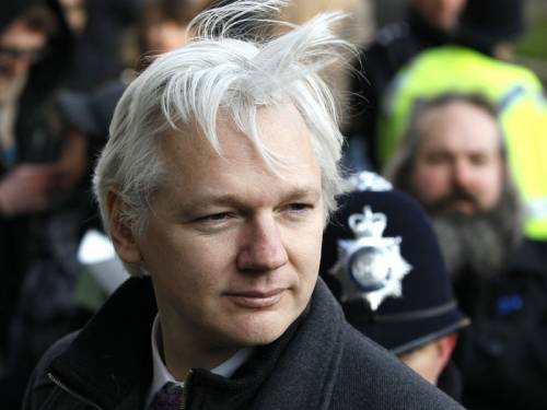 WikiLeaks and Assange enraged the United States by publishing a flood of secret information about the wars in Iraq and Afghanistan. (AAP)