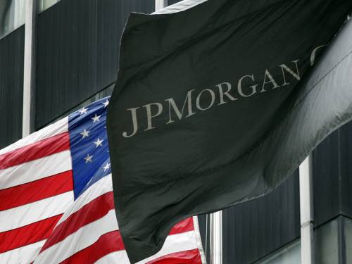 JPMorgan Chase says a bad trade has cost the bank $A5.7 billion this year. (AAP)