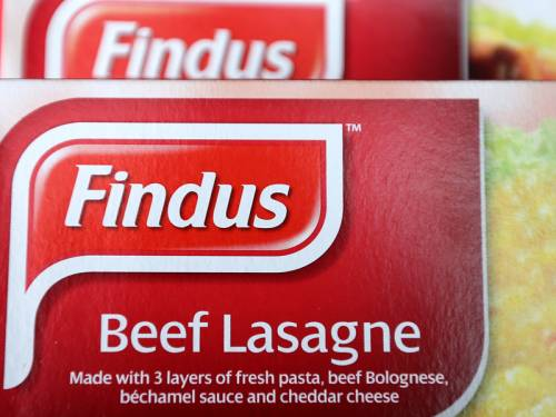 Frozen food company Findus and supermarket chains Tesco and Aldi have all been forced to recall products labelled as beef which, tests showed, contained up to 100 per cent horse meat.