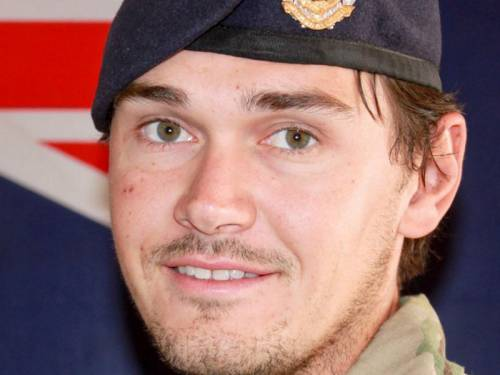 The defence department has named the soldier killed in Afghanistan as Corporal Scott James Smith. (AAP)