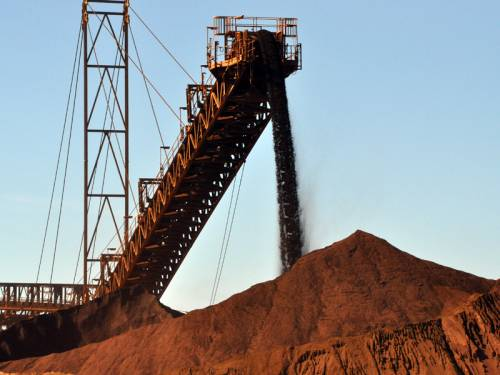 The WA resources boom is showing signs of levelling out, the state's mining minister says. (AAP)