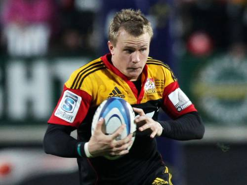 Chiefs fullback Robbie Robinson warned his side to keep their cool going into the Super Rugby final. (AAP)