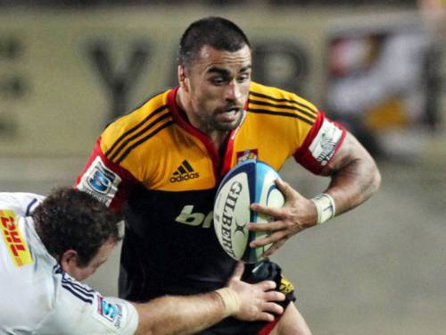 Liam Messam's explosive form for the Chiefs may have earnt him a spot in the All Blacks side. (AAP)