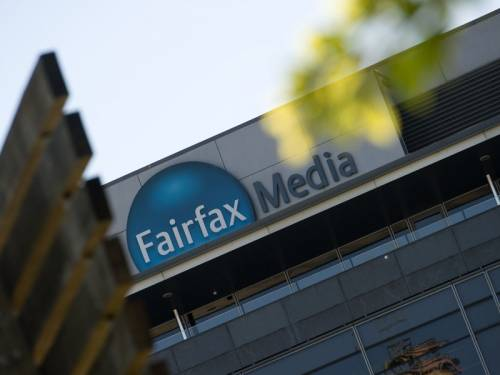 Fairfax Media shares hit a record low after Gina Rinehart tried to sell of a third of her stake. (AAP)