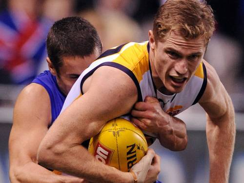 Adam Selwood is back for West Coast ahead of their AFL clash with competition leaders Sydney. (AAP)