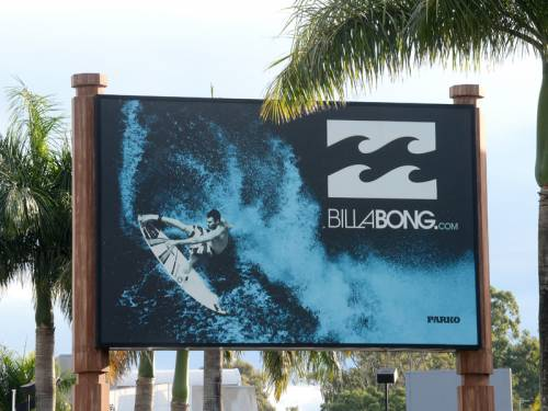 Takeover talks between retailer Billabong and private equity firm TPG have ended. (AAP)