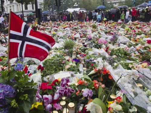 A report has found Norwegian authorities could have responded faster to last year's Norway massacre. (AAP)