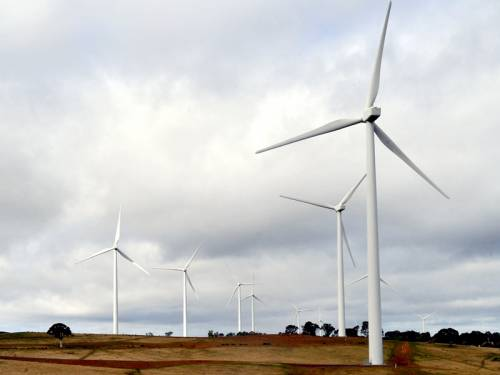Renewable sources are expected to generate 25 per cent of Australia's energy by 2020. (AAP)