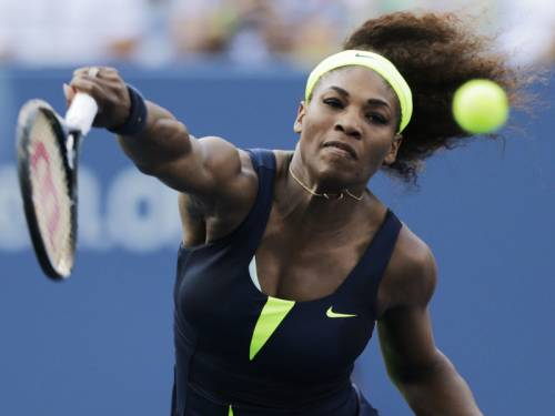 Serena Williams is tipped to cap a successful season off with a win at the WTA Championship. (AAP)