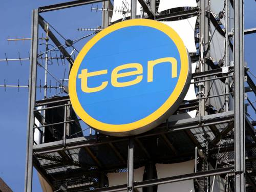 Ten Network's chief says talks with private equity over the sale of Eye Corp are ongoing. (AAP)