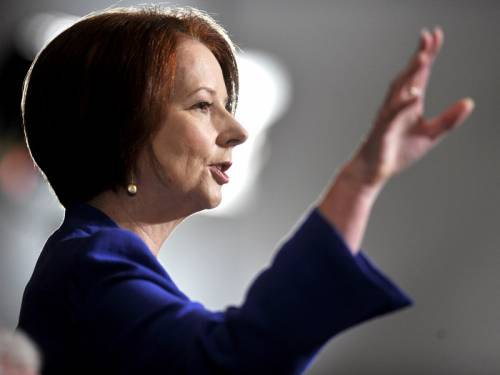 PM Julia Gillard will launch the government's long-awaited Asian Century white paper on Sunday. (AAP)