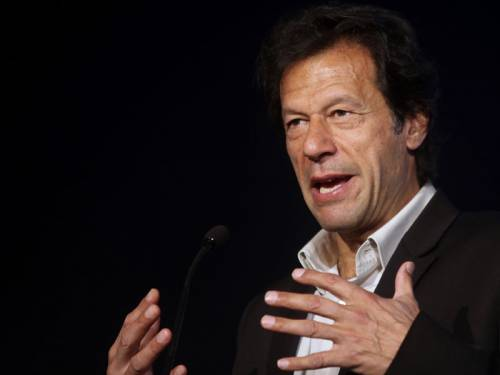 The Taliban has threatened to kill cricket star turned politician Imran Khan because he's a liberal. (AAP)