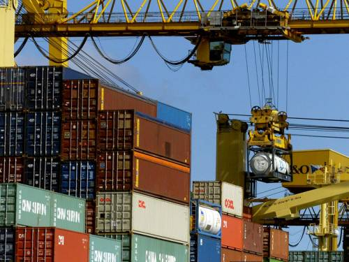 Australia's trade deficit narrowed in June, according to the Australian Bureau of Statistics. (AAP)