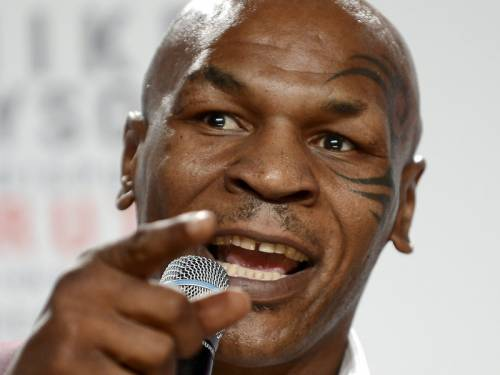 Former boxer Mike Tyson has entered the sexism debate engulfing Australian politics. (AAP)