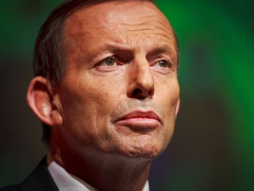 Opposition Leader Tony Abbott says a coalition government will spend $50 million on CCTV cameras. (AAP)