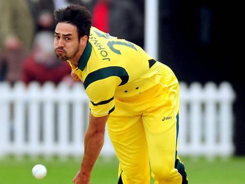 WA paceman Mitchell Johnson is in good form heading into the upcoming Shield clash with Victoria. (AAP)