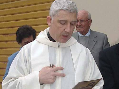 Italian priest Piero Corsi sparked outrage for claiming women bring domestic violence on themselves. (AAP)