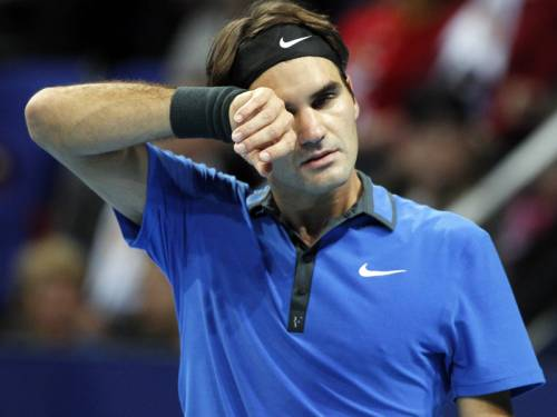 Tennis world No.1 Roger Federer has pulled out of the Paris Masters due to niggling injuries. (AAP)