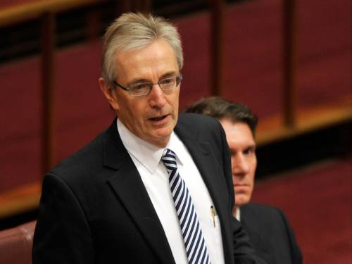 Former Liberal MP Nick Minchin has attacked the Labor's government's UN security council win. (AAP)