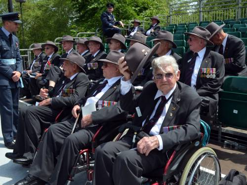 Australian WWII veterans will attend the 70th anniversary of the battle of El Alamein in Egypt. (AAP)