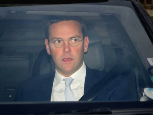 James Murdoch has been re-appointed on the board of BSkyB despite the phone hacking scandal. (AAP)