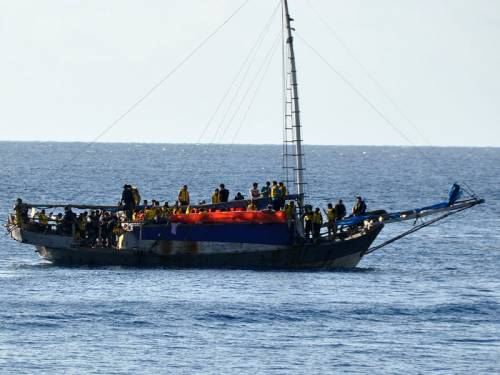 The number of asylum-seeker boat arrivals in Australia has increased. (AAP)