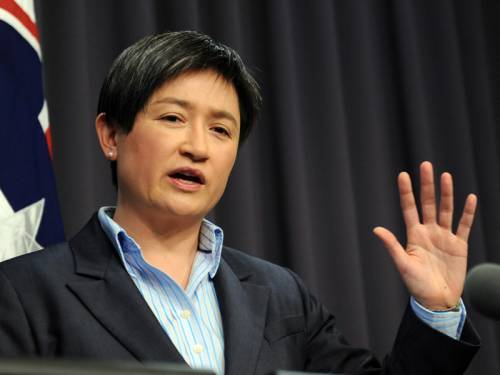 Finance Minister Penny Wong says the government won't be looking for job cuts in the public service. (AAP)