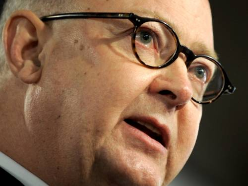 News Ltd chief executive Kim Williams says he is deeply concerned about proposed new media reforms. (AAP)