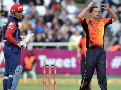 The Perth Scorchers have been knocked out of the Champions League T20 tournament in South Africa. (AAP)