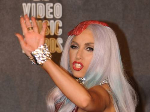 Lady Gaga dominated the MTV Video Music Awards in Los Angeles taking home eight prizes including video of the year. (Getty)