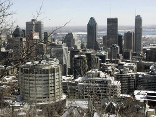 Over 100,000 Haitians call the French speaking city of Montreal home - the third highest number outside of Haiti, after New York and Miami. (AFP)