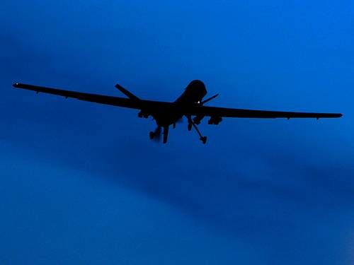 This attack was the eighth drone strike in Pakistan since a NATO conference on Afghanistan in Chicago last month. (FILE: GETTY)