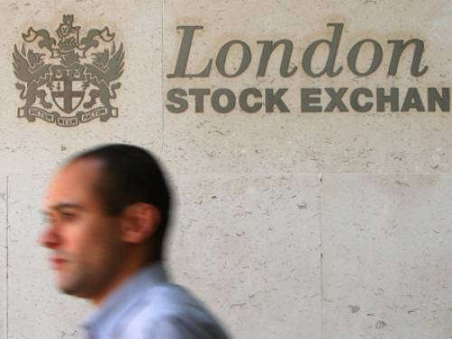 London's benchmark FTSE 100 index of top companies on Wednesday was flat at 5,797.91 points in late morning deals. (AAP)