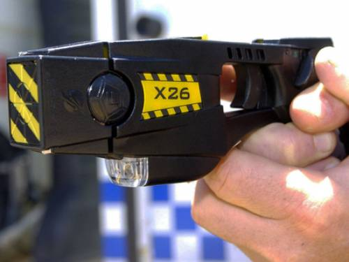 Taser use in Australian law enforcement is varied across all States and Territories. (AAP)