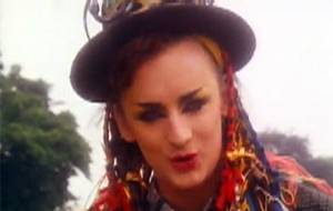 The app, the tweet, Boy George and my mother