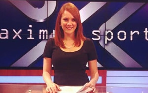 Jessica Ghawi was an aspiring sports journalist. (AAP)