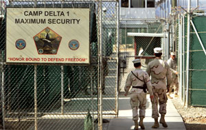 WikiLeaks has released classified files on Guantanamo detainees. (File AAP)